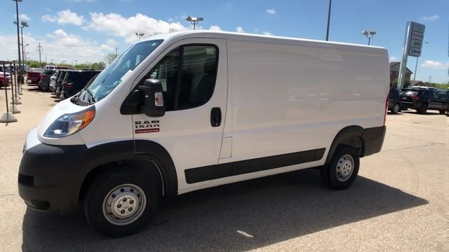 2019 ProMaster 1500 Standard Roof FWD, Empty Cargo Van #R19123 - photo 8