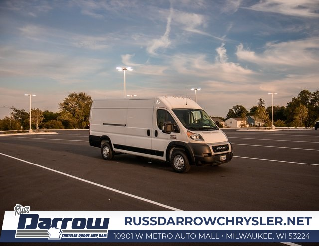 2019 ProMaster 3500 High Roof FWD, Empty Cargo Van #R19129 - photo 5