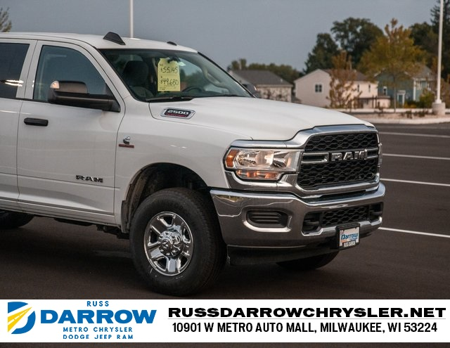 2019 Ram 2500 Crew Cab 4x4, Pickup #R19139 - photo 6