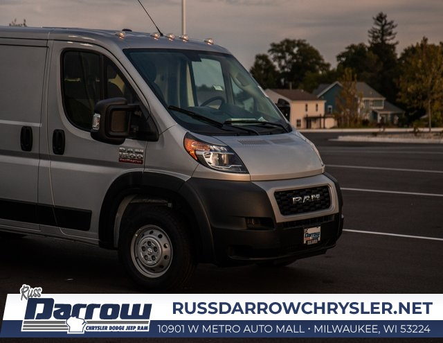 2019 ProMaster 1500 Standard Roof FWD,  Empty Cargo Van #R19141 - photo 4