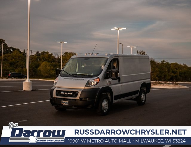 2019 ProMaster 1500 Standard Roof FWD,  Empty Cargo Van #R19141 - photo 6