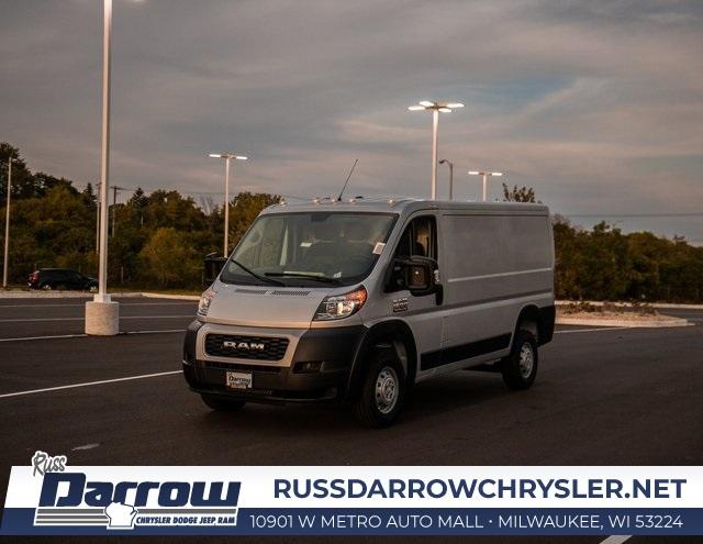 2019 ProMaster 1500 Standard Roof FWD,  Empty Cargo Van #R19141 - photo 6