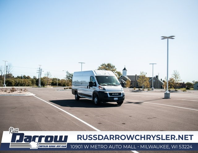 2019 ProMaster 3500 High Roof FWD,  Empty Cargo Van #R19158 - photo 3