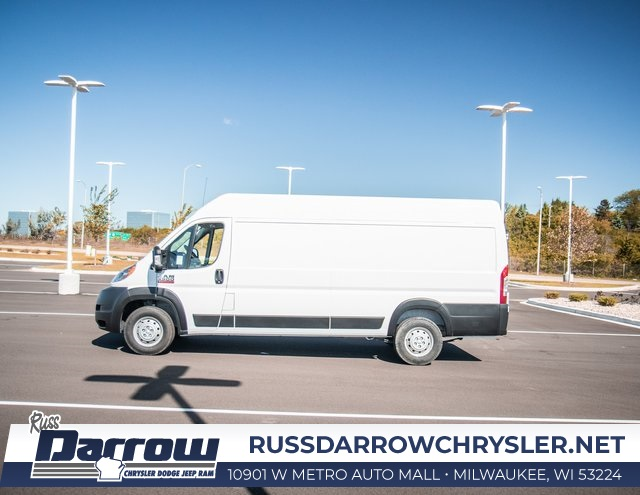 2019 ProMaster 3500 High Roof FWD,  Empty Cargo Van #R19158 - photo 7