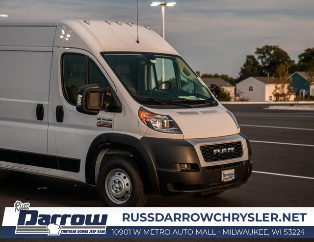 2019 ProMaster 3500 High Roof FWD,  Empty Cargo Van #R19169 - photo 4