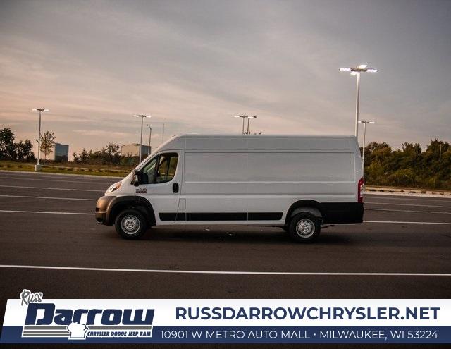 2019 ProMaster 3500 High Roof FWD, Empty Cargo Van #R19169 - photo 7
