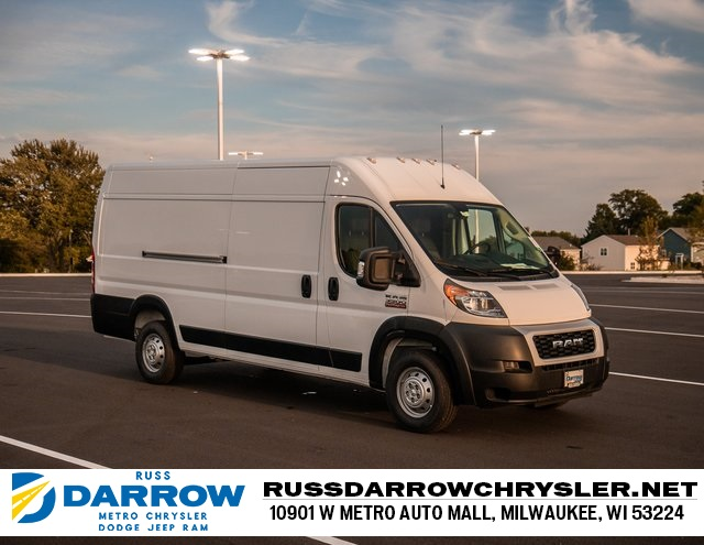 2019 ProMaster 3500 High Roof FWD, Empty Cargo Van #R19172 - photo 5