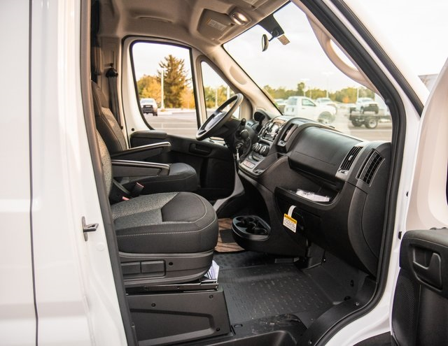 2019 ProMaster 3500 High Roof FWD, Empty Cargo Van #R19172 - photo 12