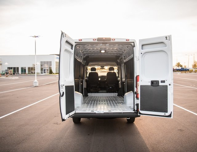 2019 ProMaster 3500 High Roof FWD, Empty Cargo Van #R19172 - photo 2