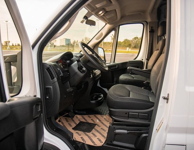 2019 ProMaster 3500 High Roof FWD, Empty Cargo Van #R19172 - photo 16