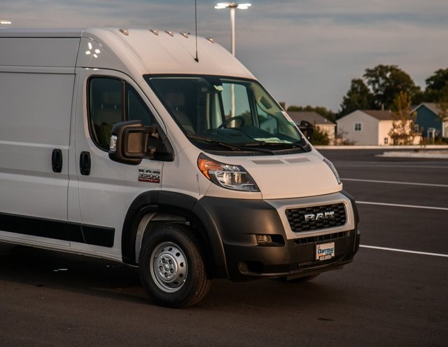2019 ProMaster 3500 High Roof FWD, Empty Cargo Van #R19172 - photo 6