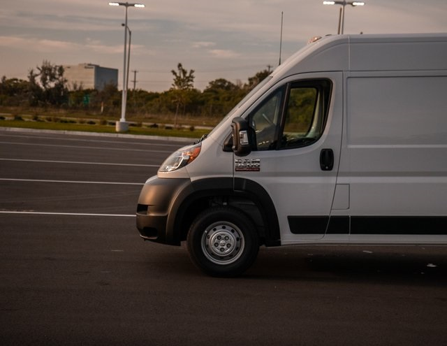2019 ProMaster 3500 High Roof FWD, Empty Cargo Van #R19172 - photo 9