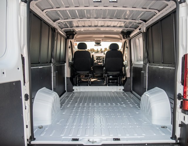 2019 ProMaster 1500 Standard Roof FWD, Empty Cargo Van #R19173 - photo 2