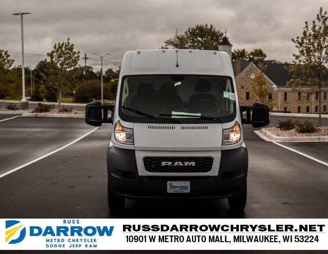 2019 ProMaster 2500 High Roof FWD, Empty Cargo Van #R19174 - photo 5