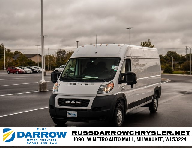 2019 ProMaster 2500 High Roof FWD, Empty Cargo Van #R19174 - photo 6