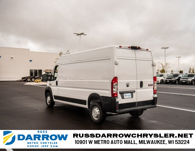 2019 ProMaster 2500 High Roof FWD, Empty Cargo Van #R19174 - photo 9