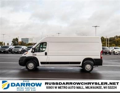 2019 ProMaster 2500 High Roof FWD, Empty Cargo Van #R19174 - photo 8