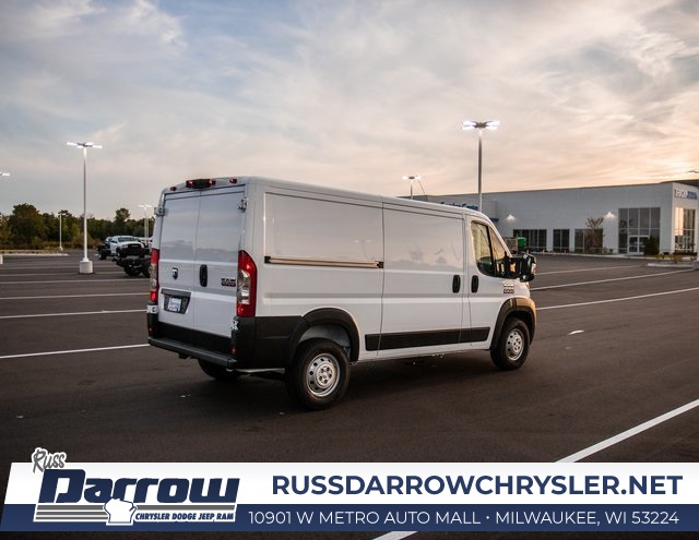 2019 ProMaster 1500 Standard Roof FWD, Empty Cargo Van #R19186 - photo 11