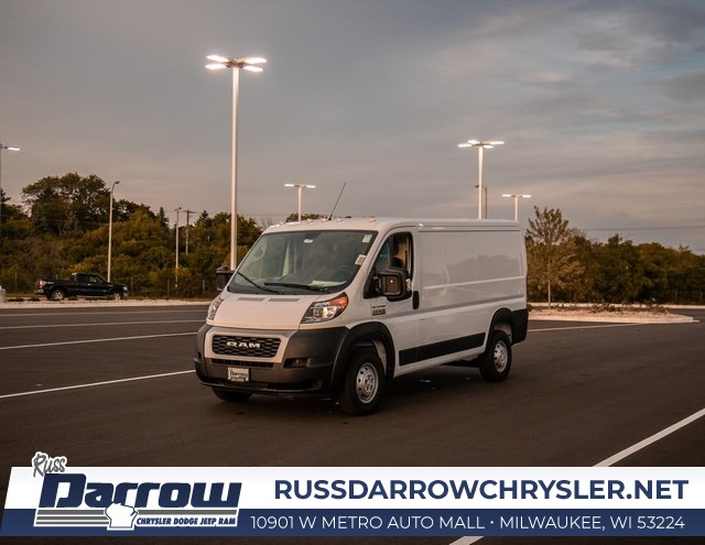 2019 ProMaster 1500 Standard Roof FWD, Empty Cargo Van #R19187 - photo 1