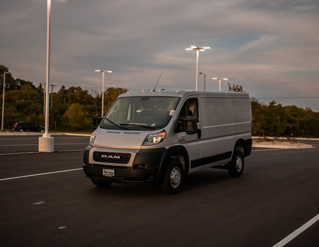 2019 ProMaster 1500 Standard Roof FWD, Empty Cargo Van #R19192 - photo 1