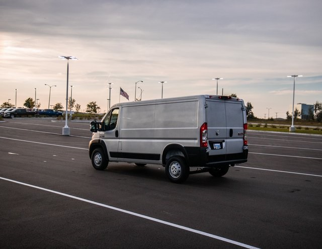 2019 ProMaster 1500 Standard Roof FWD,  Empty Cargo Van #R19192 - photo 9