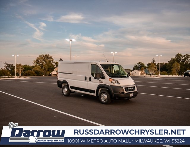 2019 ProMaster 1500 Standard Roof FWD, Empty Cargo Van #R19197 - photo 5