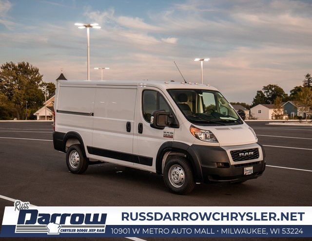 2019 ProMaster 1500 Standard Roof FWD, Empty Cargo Van #R19198 - photo 1