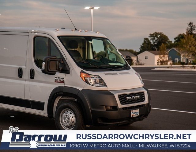 2019 ProMaster 1500 Standard Roof FWD, Empty Cargo Van #R19198 - photo 4