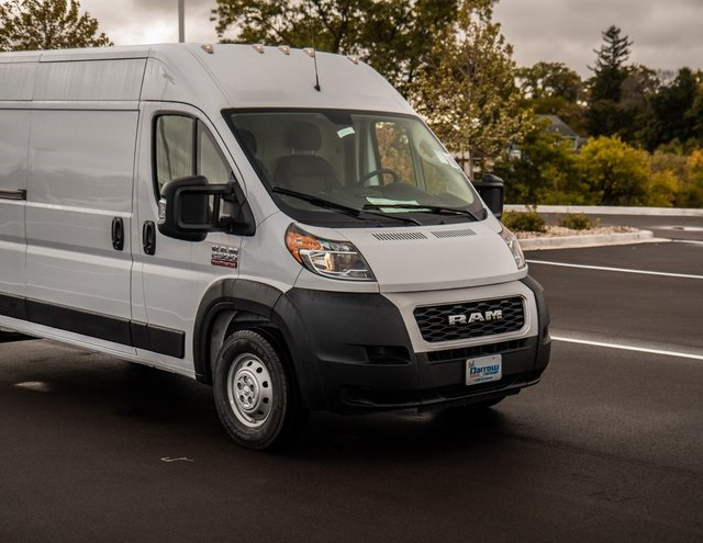 2019 ProMaster 2500 High Roof FWD, Empty Cargo Van #R19201 - photo 4