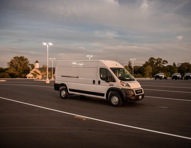 2019 ProMaster 2500 High Roof FWD, Empty Cargo Van #R19205 - photo 3