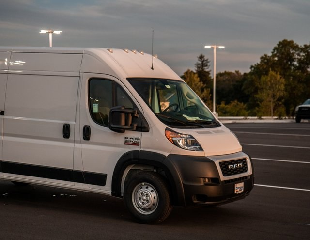 2019 ProMaster 2500 High Roof FWD,  Empty Cargo Van #R19205 - photo 4