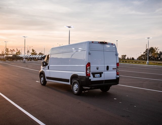 2019 ProMaster 2500 High Roof FWD,  Empty Cargo Van #R19205 - photo 9