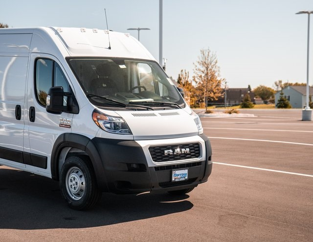 2019 ProMaster 1500 High Roof FWD,  Empty Cargo Van #R19226 - photo 3