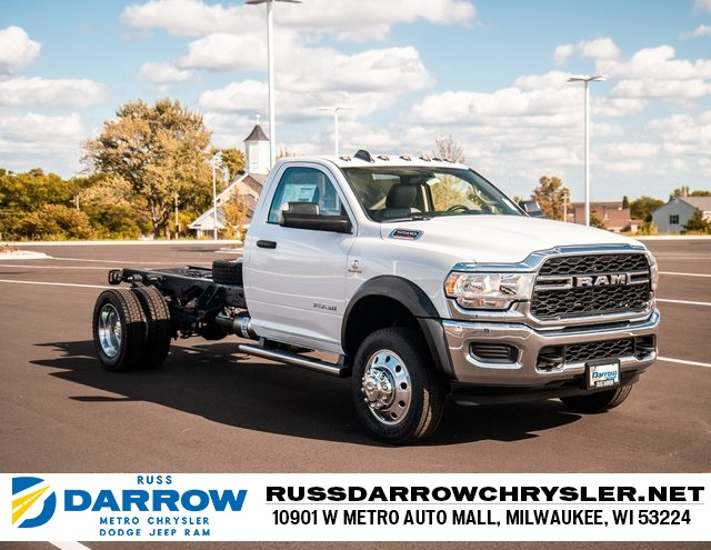 2019 Ram 5500 Regular Cab DRW 4x4, Cab Chassis #R19244 - photo 3