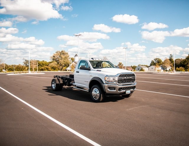 2019 Ram 5500 Regular Cab DRW 4x4, Cab Chassis #R19244 - photo 1