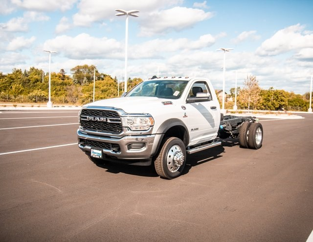 2019 Ram 5500 Regular Cab DRW 4x4, Cab Chassis #R19244 - photo 6