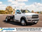 2019 Ram 5500 Regular Cab DRW 4x4, Cab Chassis #R19244 - photo 4