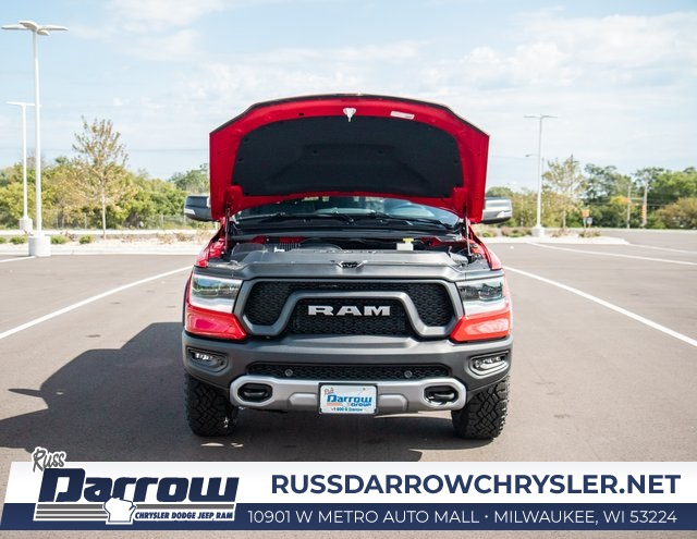 2020 Ram 1500 Crew Cab 4x4, Pickup #R20002 - photo 39