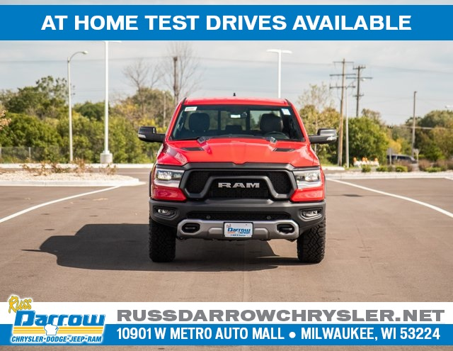 2020 Ram 1500 Crew Cab 4x4, Pickup #R20002 - photo 6