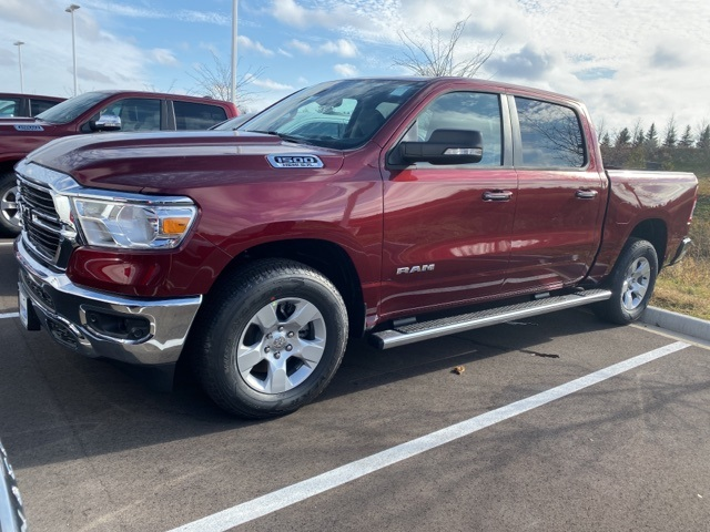 2020 Ram 1500 Crew Cab 4x4, Pickup #R20027 - photo 3