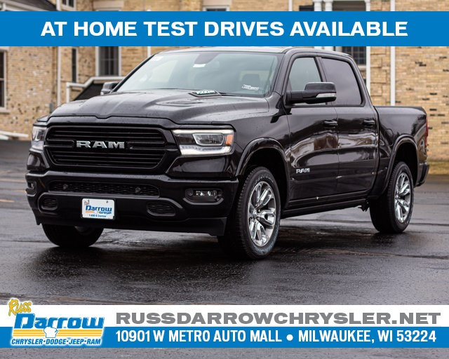 2020 Ram 1500 Crew Cab 4x4, Pickup #R20043 - photo 1