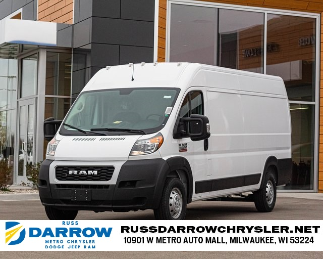 2020 Ram ProMaster 3500 High Roof FWD, Empty Cargo Van #R20190 - photo 1