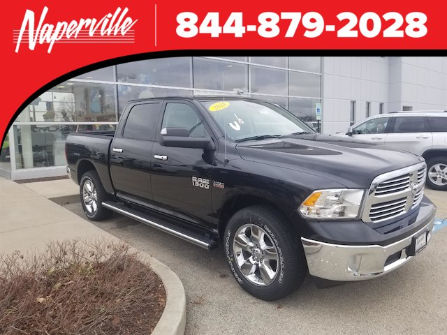 2018 Ram 1500 Crew Cab 4x4,  Pickup #18-D8039 - photo 1
