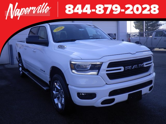 2019 Ram 1500 Crew Cab 4x4,  Pickup #19-D8032 - photo 1
