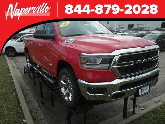 2019 Ram 1500 Crew Cab 4x4,  Pickup #19-D8034 - photo 1