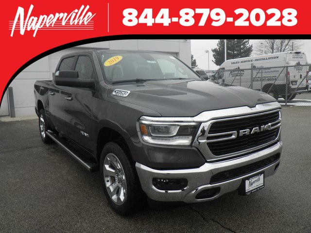 2019 Ram 1500 Crew Cab 4x4,  Pickup #19-D8043 - photo 1