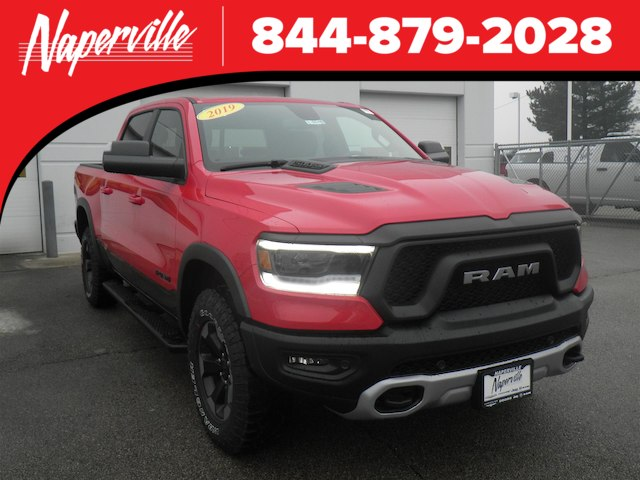 2019 Ram 1500 Crew Cab 4x4,  Pickup #19-D8048 - photo 1