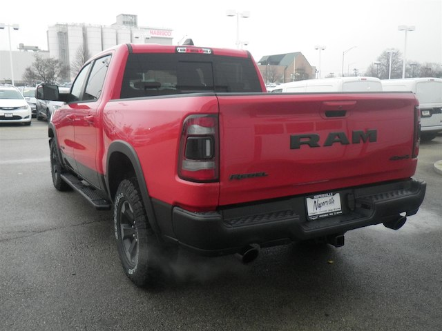 2019 Ram 1500 Crew Cab 4x4,  Pickup #19-D8048 - photo 2
