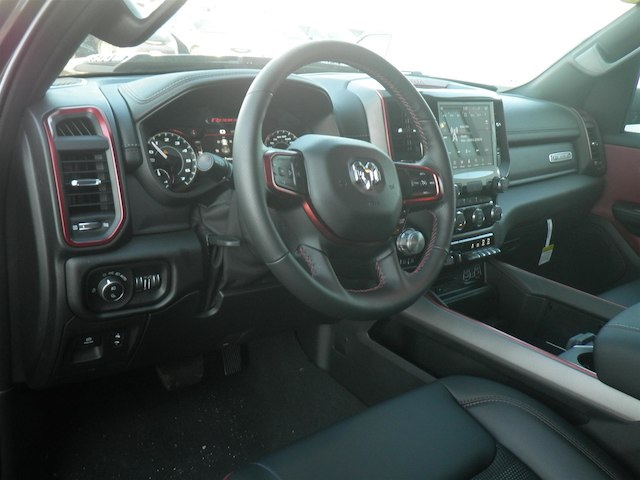 2019 Ram 1500 Crew Cab 4x4,  Pickup #19-D8049 - photo 5