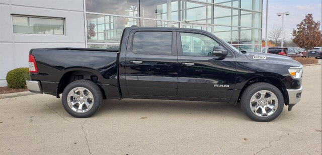2020 Ram 1500 Crew Cab 4x4, Pickup #20-D8008 - photo 3